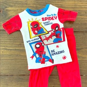 Toddler Spider-Man PJ Set